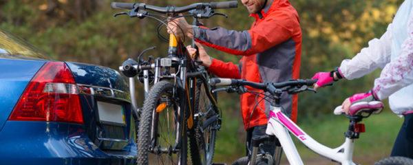 Porte vélo hayon